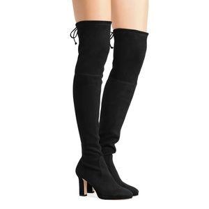 Stuart Weitzman | Platform over-the-knee boots
